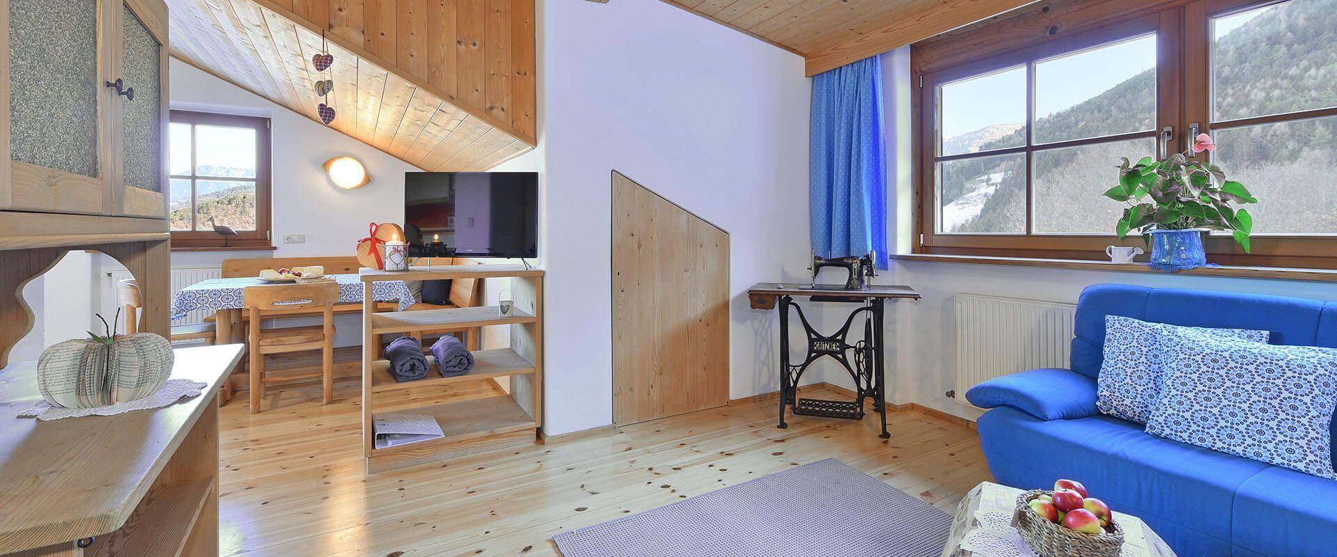 Wohnen in Südtirol | Ferienwohnung Eggental - Ihre Unterkunft in Steinegg